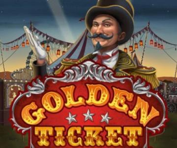 サーカスをテーマにした大人気スロット!Golden Ticketについて解説